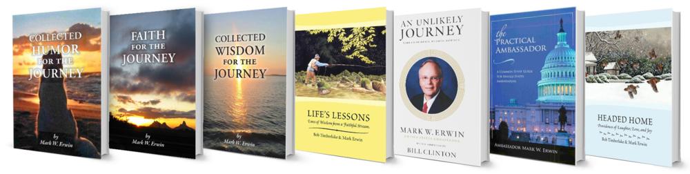 Mark Erwin Books