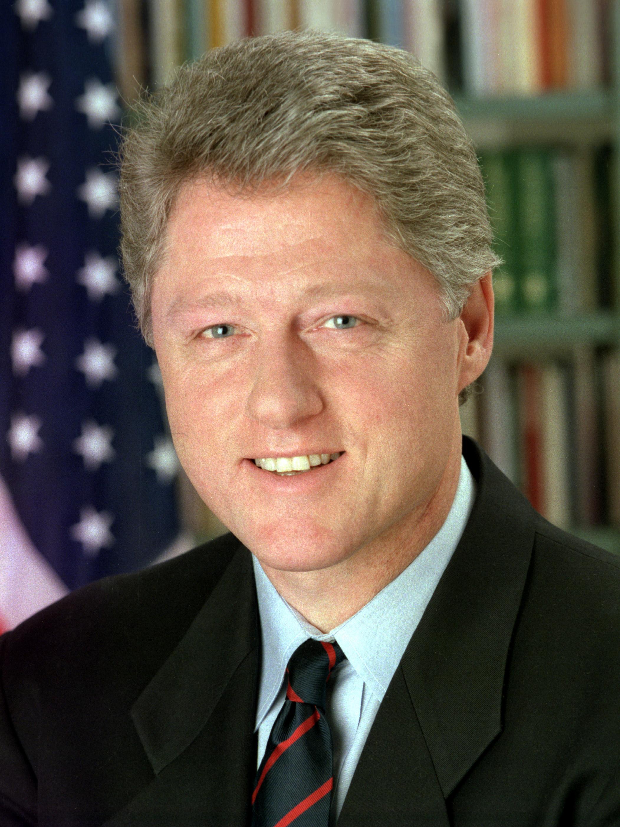 Former US President - Bill Clinton