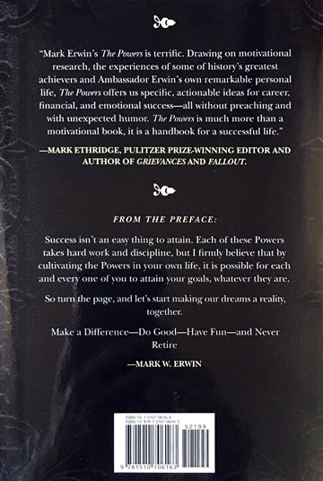 The Powers by Mark Erwin